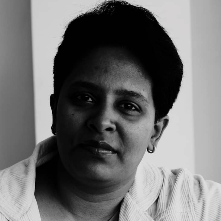 Picture of Deepthi, Head of Marketing at INRY