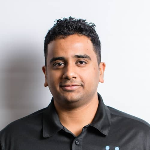 Picture of Vishal, Solution Strategist at INRY