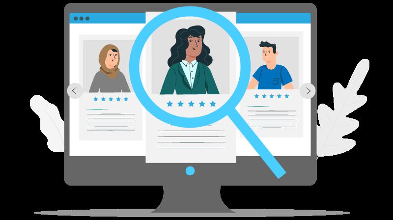 Streamline hiring for recruiters