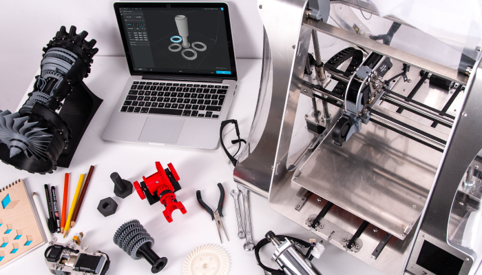 INRY helps Global 3D Printing Major transform Asset Management