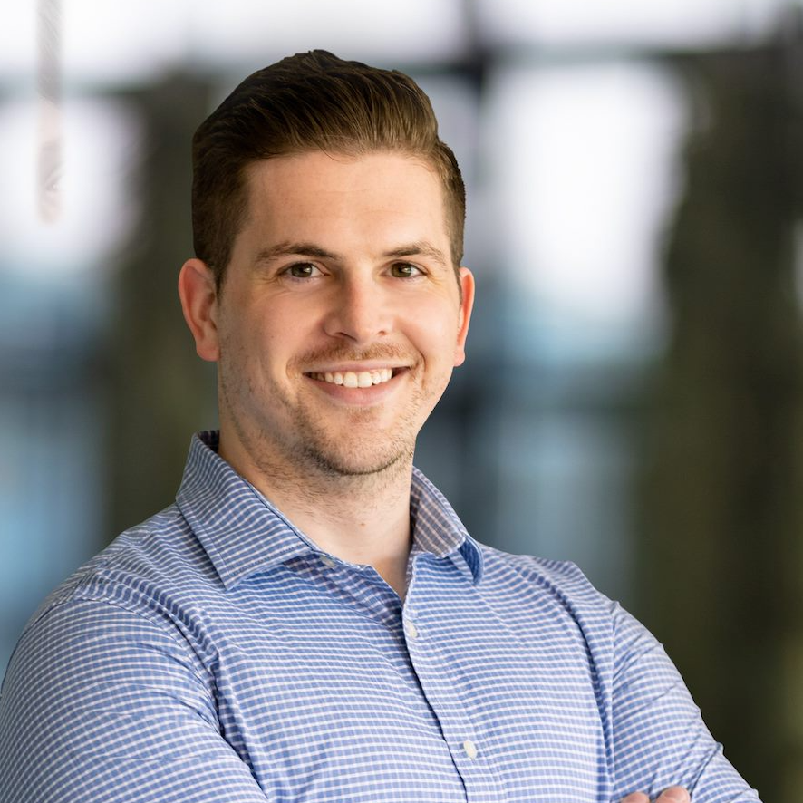 Picture of Paul, Solution Strategist at INRY