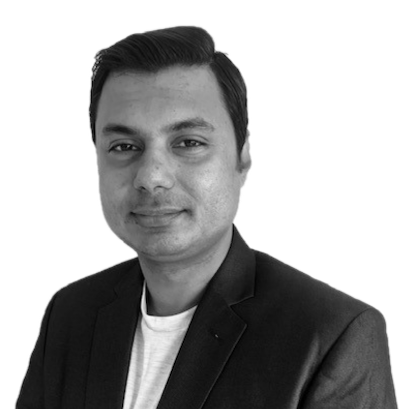 Picture of Pranav, Chief Financial Officer at INRY